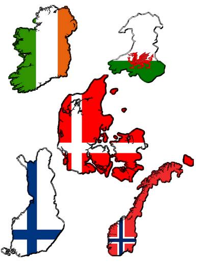 La Bretagne et l'exemple des pays européens performants
