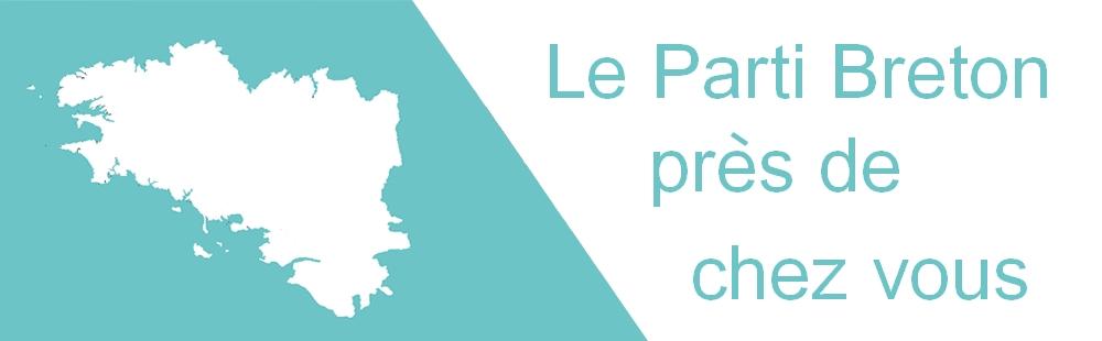 Les fédérations du Parti Breton près de chez vous.