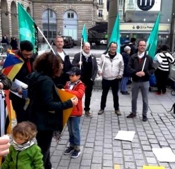 Le Parti Breton soutient les dirigeants Catalans condamnés