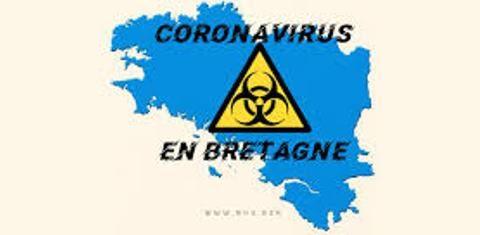coronavirus Bretagne